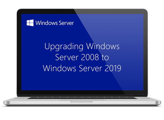 Upgrade Windows server 2008 en Windows Server 2008 R2